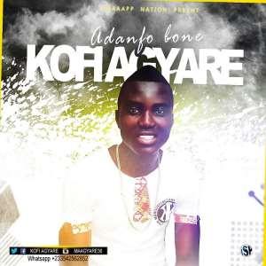 It's Not My Personal Story-Kofi Agyare Pleads