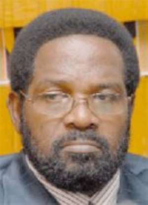 Mr Alfred Vanderpuije, Chief Executive of the Accra Metropolitan Assembly