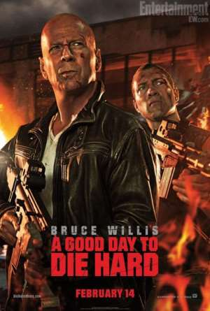 'A Good Day To Die Hard' Premieres At Silverbird On Feb 15