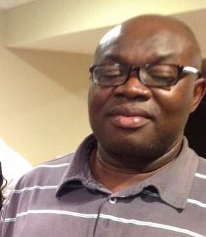 NDC USA Confirms Suspension Of Dr. Lawrence Appiah With Immdediate Effect