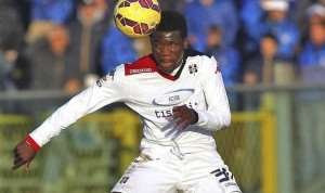 Cagliari have already rejected a £4.2m bid for Godfred Donsah