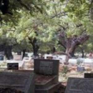 Cemetery Turned Into Ghetto In Wamanafo