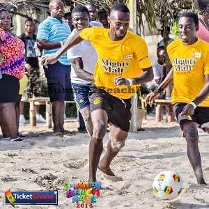 Ghana SUMMER BEACH RAVE 2014 Rocked!!!
