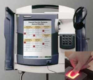 Biometric Machine Arrests Multiple Voter