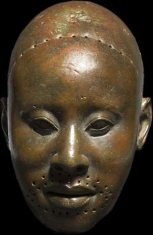 Head of Obalufon. Ife, National Commission for Museums and Monuments, Nigeria.