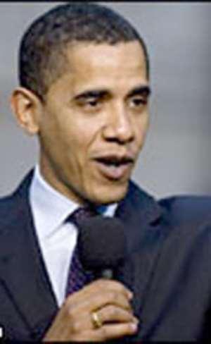 Who is Barrack Obama?