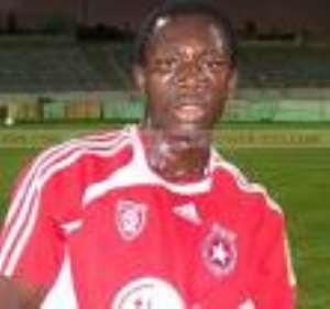 Breaking News: Fifa bans Ghana's Sadick Adams