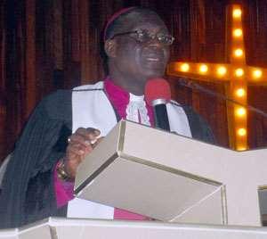 Rt. Rev. Stephen Richard Bosomtwi-Ayensu