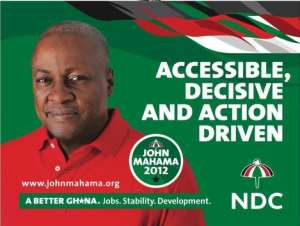 NDC Outshines NPP In Only Six Years