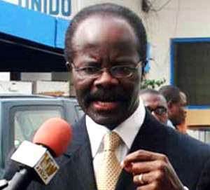 Dr. Nduom Addresses the Press on 28th December, 2011