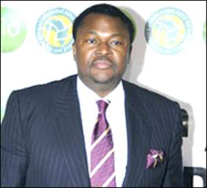 Dr Mike Adenuga - Globacom Chairman