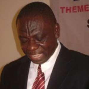 Dr Emmanuel Kwadwo Tinkorang
