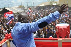 For Nana Addo To Succeed, Let's Change Our Attitude