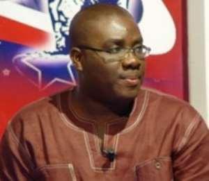 Sammy Awuku, Deputy Communications Director of the NPP