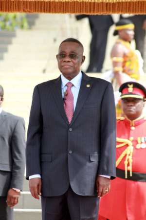"""STATE OF THE NATION ADDRESS: """"STILL BUILDING A BETTER GHANA"""""""
