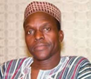 One of the three wise men, Alban Bagbin