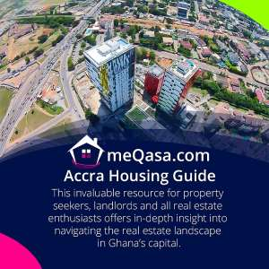 meQasa Launches  The Accra Housing Guide
