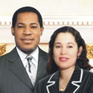 Chris and Anita Oyakhilome