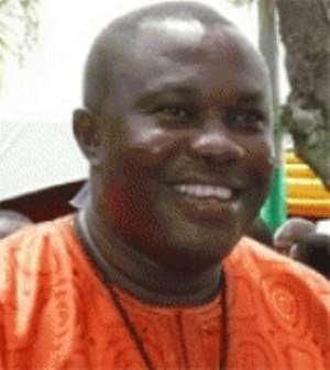 Mr Samuel Ofosu-Ampofo - Local Government Minister