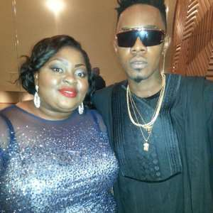 Eniola Badmus Expresses Love For Patoranking