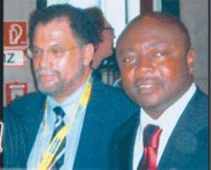 Abedi Still 2010 World Cup Envoy - Danny Jordaan