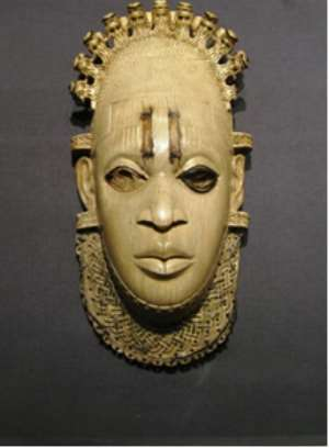 Queen-Mother Idia, Benin, Nigeria, now in British Museum, London, United Kingdom. Can MacGregor tell her story better than the Oba of Benin?
