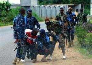 Ivory Coast peacekeepers have returned fire - UN