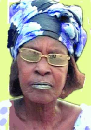 Araba Stamp's Burial On Saturday