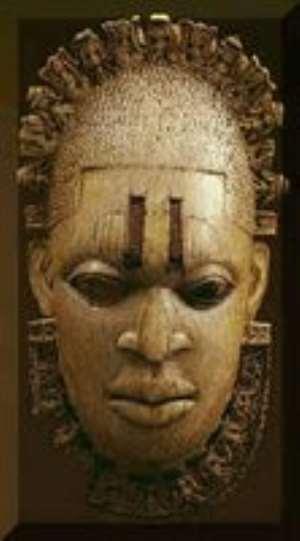 Queen-mother Idia, Benin/Nigeria, now in the British Museum, London, United Kingdom.