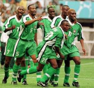 World Cup Qualifier :  Nigeria 3 Sudan 0