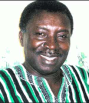 Prof. Kwabena Frimpong Boateng