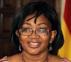 Ms Laureta Vivian Lamptey - CHRAJ Commissioner