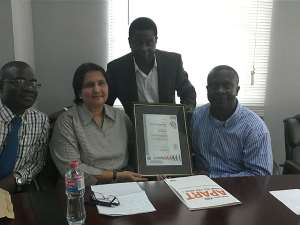 NICHE COCOA JOINS ISO CERTIFIED LEAGUE OF COMPANIES