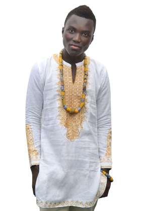 Kofi Agyare Lied, He's Above 22 Years.