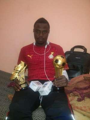 2016 Sudan Premier League: Ezekiel Tetteh Scores 4 Goals For Al Amal Atbara