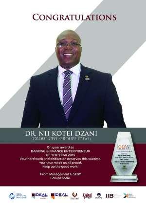 Dr. Nii Kotei Dzani