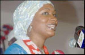 Samira Bawumia Unveiled