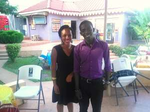 NGO COLLABORATES WITH STUDENT ORGANIZATION TO MENTOR CHILDREN IN GHANA.