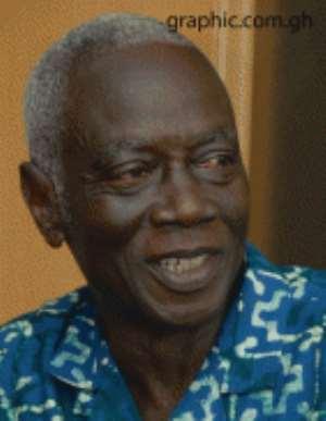 Dr Kwadwo Afari-Gyan, EC Chairman