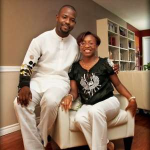 My Wife Helped Me Achieve This Far……….Comedian, Okey Bakassi