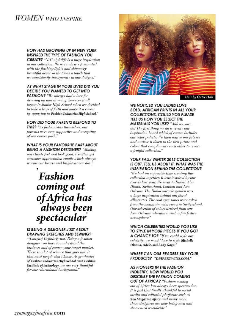 interviewdpipertwinszenmagazineafrica20163