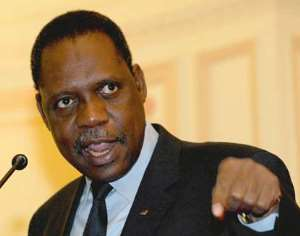 Hayatou 'sole candidate' for Caf job