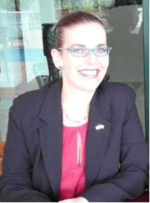 Israeli's Ambassador to Ghana, Sharon Bar-Li