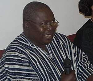Martin Amidu is former AG