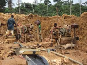 Small Scale Miners To Meet Committee On Post-Ban Matters