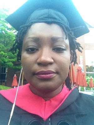 Juliet Yaa Asantewaa Asante, Master in Public Administration, Harvard Kennedy School as of May 24, 2012.
