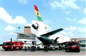 Passengers Threaten to Burn Ghana Airways