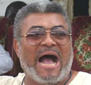 NPP would be ejected from power, come next elections- Rawlings