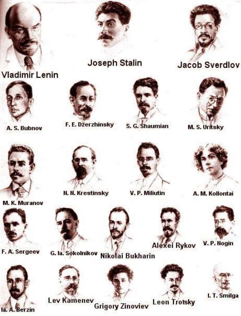 Jews and Bolshevism