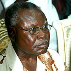 Tributes Pour In For Late Senior Minister J.H Mensah
